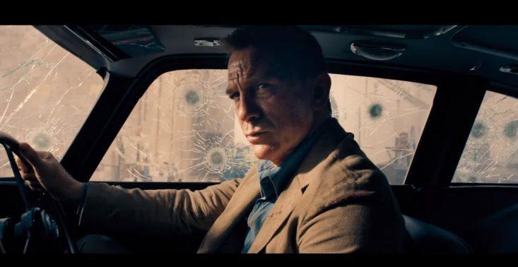 Już jest pierwsza zapowiedź nowego Bonda<