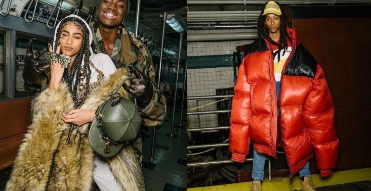 Jeremy Scott znowu przeszedł samego siebie – nową kolekcję Moschino pokazał w nowojorskim metrze<