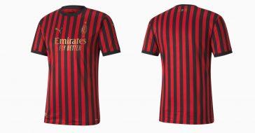 Puma wypuściła limitowaną koszulkę AC Milan z okazji 120. rocznicy klubu