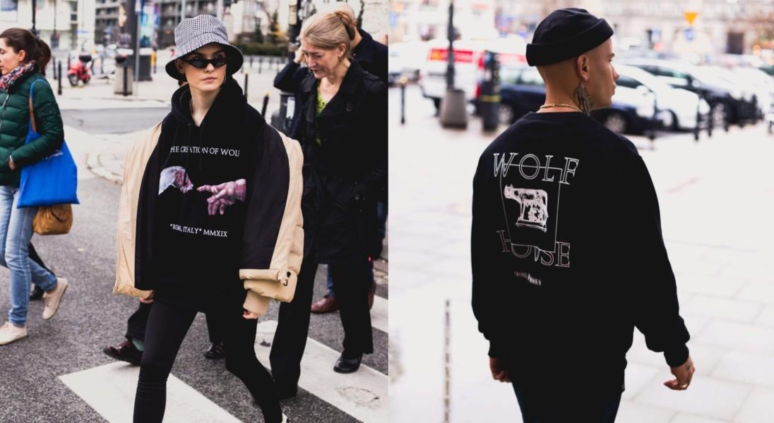 Marka Wolf House wypuściła streetwearową kolekcję, którą wspiera ochronę polskich wilków