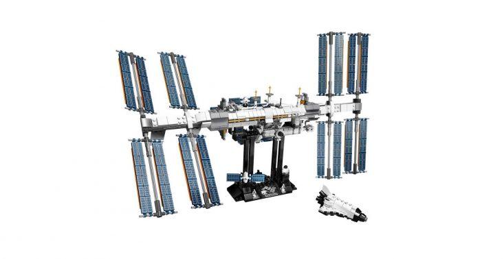 Tego jeszcze nie było – LEGO wypuszcza zestaw do zbudowania repliki Międzynarodowej Stacji Kosmicznej (ISS)<