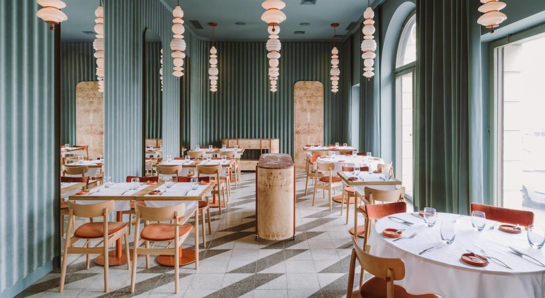 Warszawska restauracja otrzymała nominację w konkursie Wallpaper* Design Awards 2020