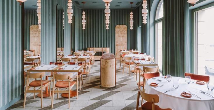 Warszawska restauracja otrzymała nominację w konkursie Wallpaper* Design Awards 2020<