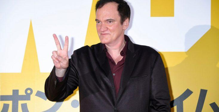 Quentin Tarantino stworzy swój pierwszy serial<