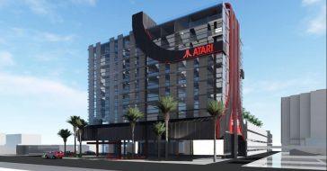 Atari otworzy hotele nawiązujące do gier komputerowych