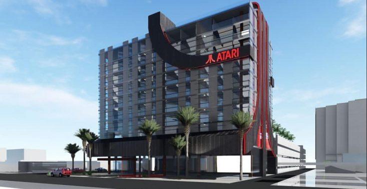 Atari otworzy hotele nawiązujące do gier komputerowych<