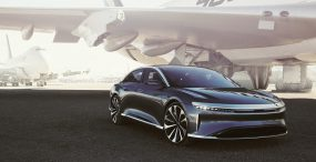 Lucid Motors ogłasza – luksusowy, elektryczny sedan jeszcze w 2020 roku trafi do produkcji