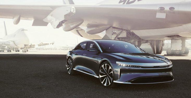 Lucid Motors ogłasza – luksusowy, elektryczny sedan jeszcze w 2020 roku trafi do produkcji<