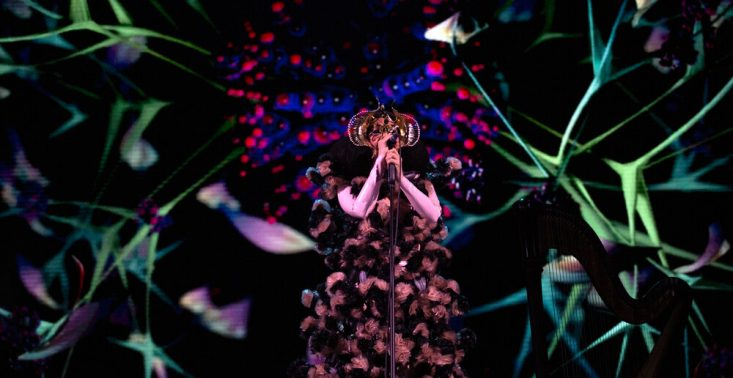 Björk i Microsoft tworzą muzykę, która będzie się zmieniała wraz z pogodą<