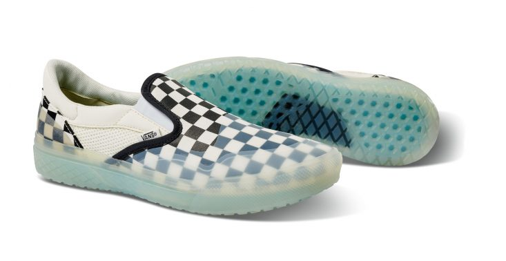 Vans prezentuje nowy ultralekki model butów slip-on – Mod Slip-On<