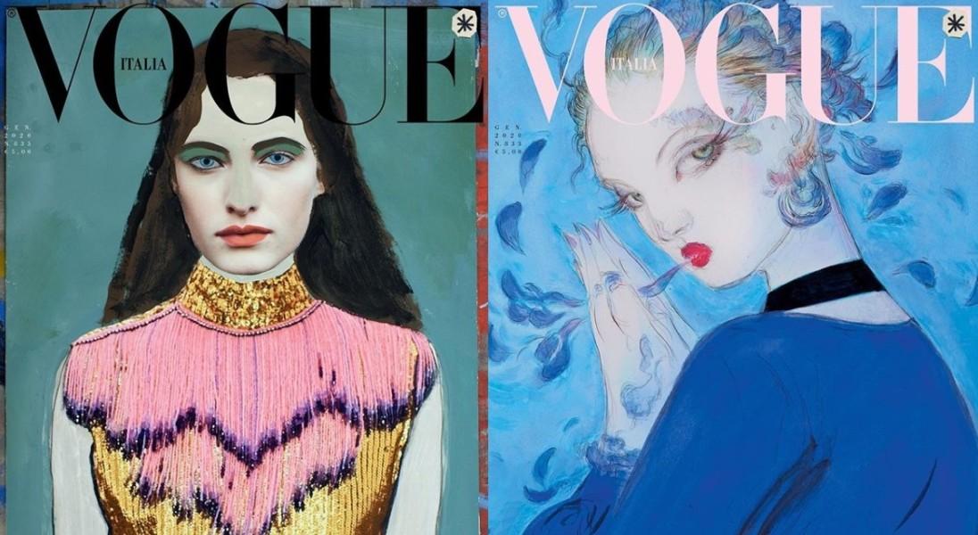 Styczniowy numer Vogue Italia nie będzie miał żadnych zdjęć – na znak protestu
