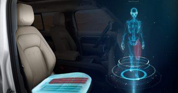 Jaguar zaprezentował innowacyjne fotele przyszłości