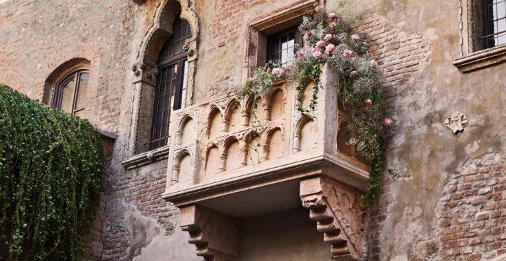 Airbnb oferuje nocleg w Domu Julii w Weronie – trzeba tylko napisać list miłosny<