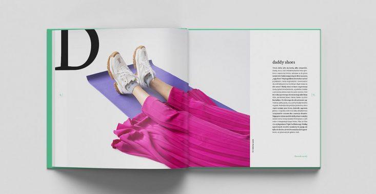 Platforma Domodi wydała obszerny słownik, poświęcony modzie<