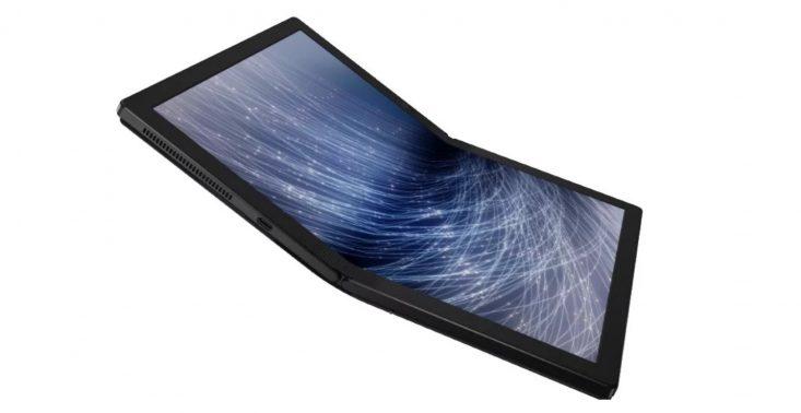 Lenovo prezentuje ThinkPad X1 Fold, czyli hybrydę tabletu i komputera<