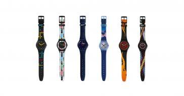 Swatch x 007 – powstała kolekcja zegarków inspirowanych filmami o Jamesie Bondzie