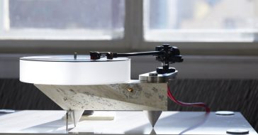 10 najbardziej stylowych współczesnych gramofonów