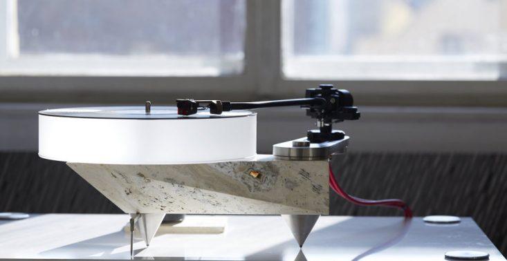 10 najbardziej stylowych współczesnych gramofonów<
