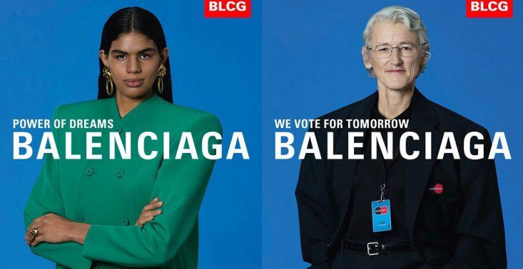 Balenciaga znowu szokuje – nowa kampania uderza w polityków i telewizyjne programy informacyjne<
