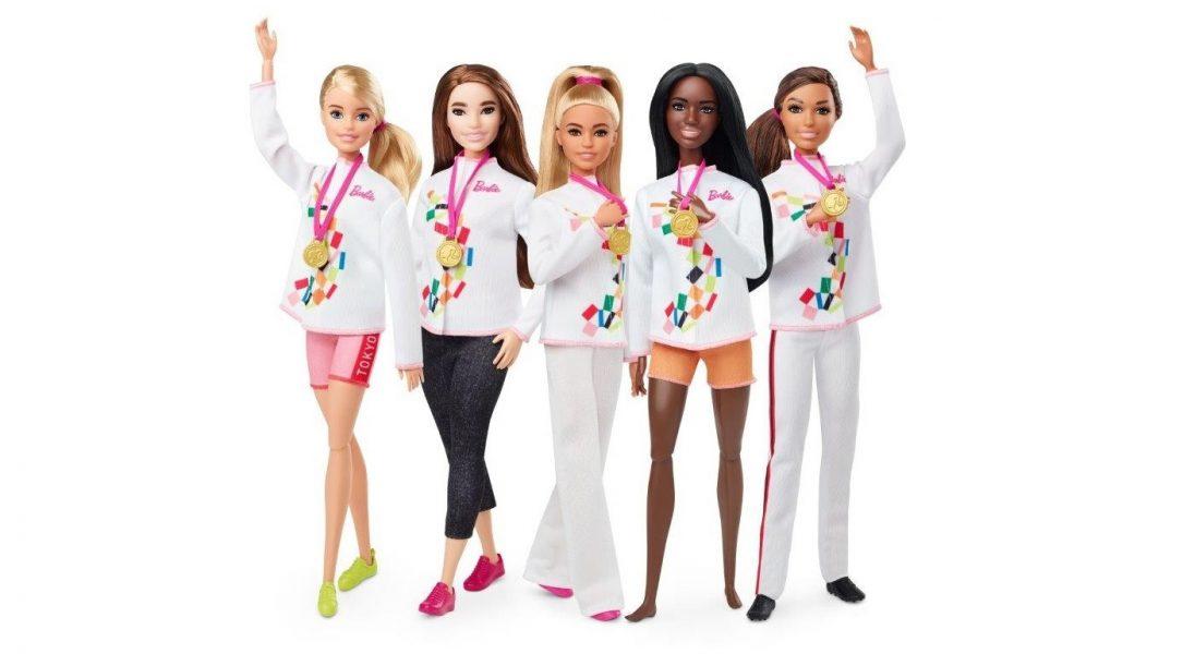 Powstała kolekcja lalek Barbie promująca tegoroczne Igrzyska Olimpijskie w Tokio