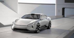 Polestar Precept, czyli auto przyszłości według submarki Volvo
