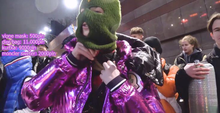 Youtuber Czuux sprawdził, ile kosztują outfity warszawskich nastolatków – ceny porażają<