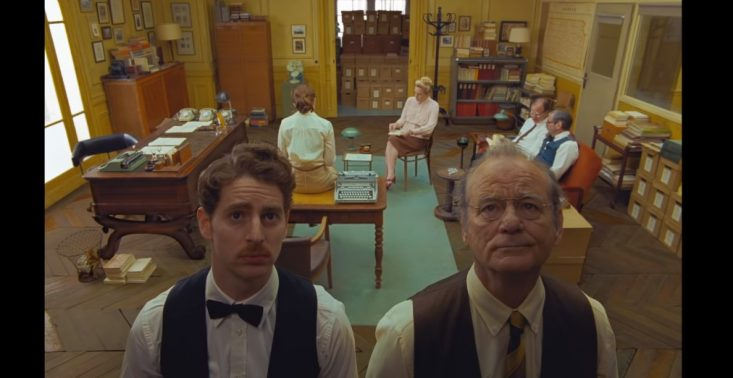"Wes Anderson powraca – mamy zwiastun filmu ,,The French Dispatch""<"