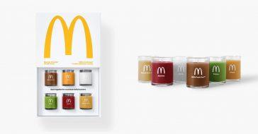 McDonalds stworzył świeczki o zapachu McRoyala