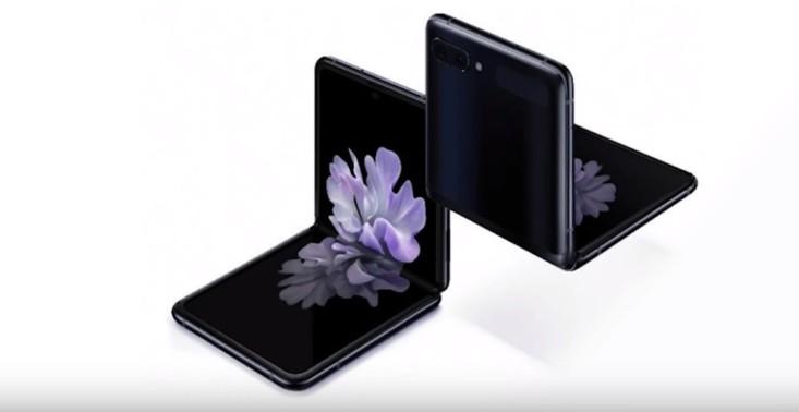 Tak wygląda składany smartfon Samsunga – Galaxy Z Flip<