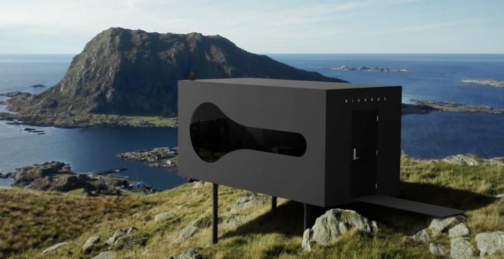 Birdboxy, czyli niezwykłe modułowe domki, które są ekologiczne i mogą zostać umieszczone wszędzie<
