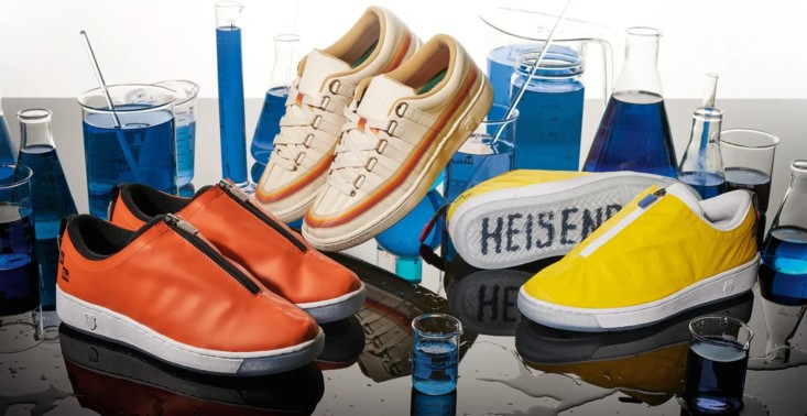 Breaking Bad x K-Swiss – powstały buty inspirowane kombinezonem ochronnym<