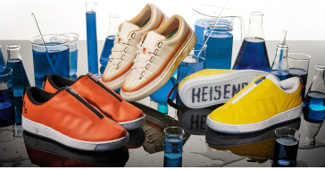 Breaking Bad x K-Swiss – powstały buty inspirowane kombinezonem ochronnym