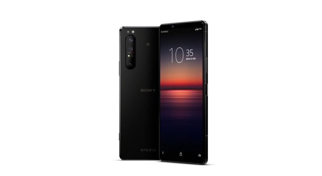 Sony zaprezentowało swój nowy smartfon – Xperię 1 II z ekranem 4K i obsługą sieci 5G