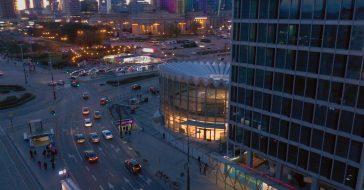 PKO Rotunda najlepszym obiektem publicznym w konkursie Property Design Awards 2020
