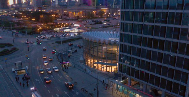 PKO Rotunda najlepszym obiektem publicznym w konkursie Property Design Awards 2020<