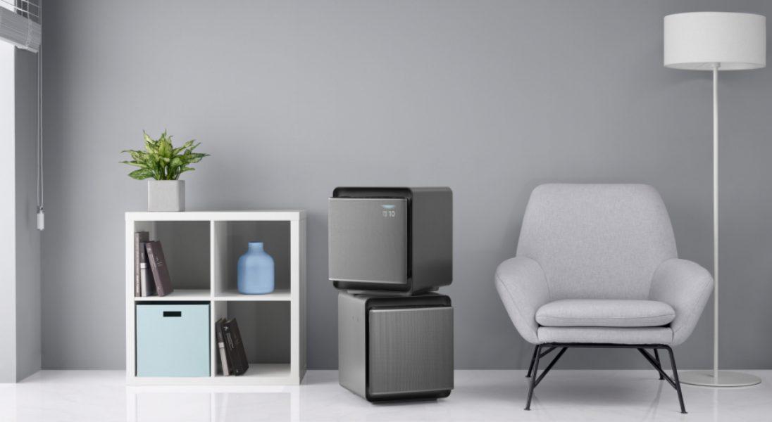 Użyteczny i stylowy. Przetestowaliśmy oczyszczacz powietrza Samsung Cube