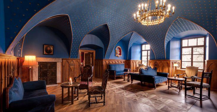Najbardziej niesamowite hotele w polskich zamkach<