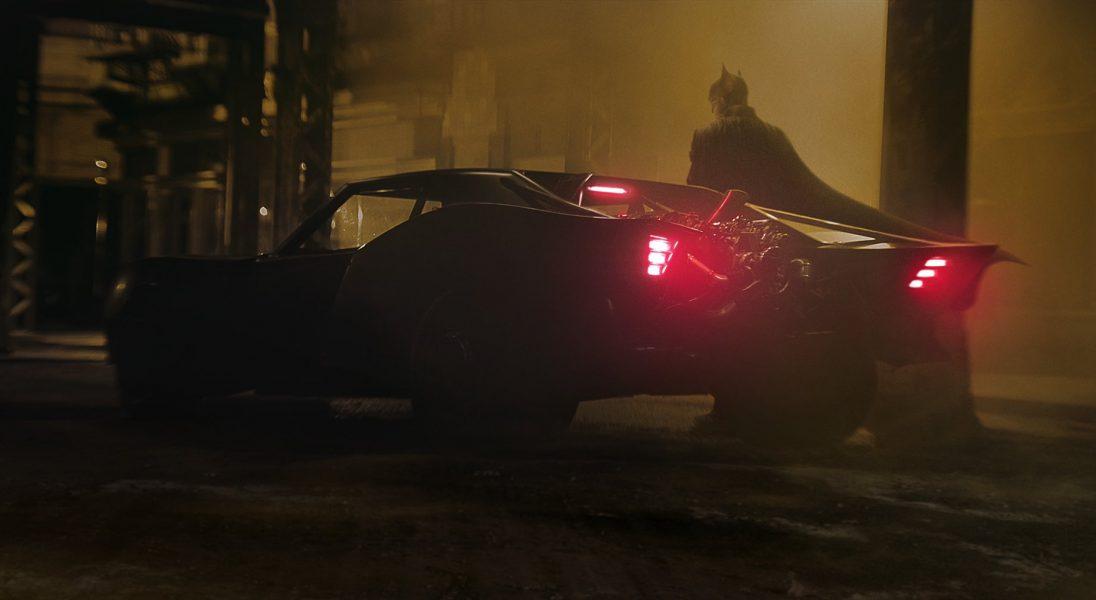 """Pojawiły się pierwsze zdjęcia Batmobilu z najnowszego ,,Batmana"""""""