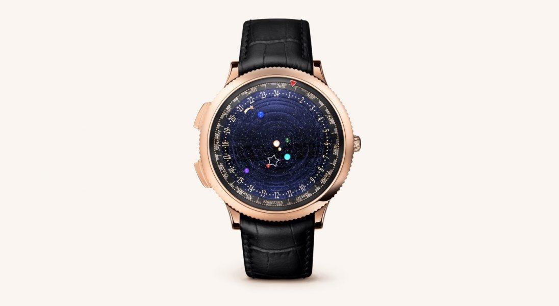 The Midnight Planetarium Watch – zegarek, który nie tylko pokazuje czas, ale również położenie planet