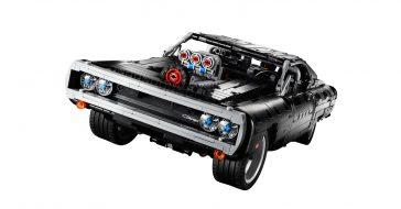 """LEGO wypuszcza zestaw, z którego zbudujemy Dodge Chargera z filmu ,,Fast & Furious"""""""