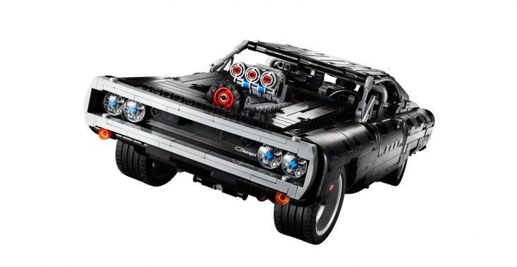 """LEGO wypuszcza zestaw, z którego zbudujemy Dodge Chargera z filmu ,,Fast & Furious""""<"""