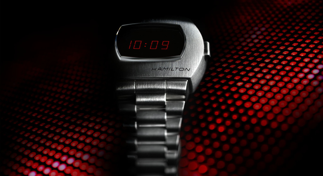 Powraca pierwszy na świecie elektryczny zegarek – Hamilton PSR