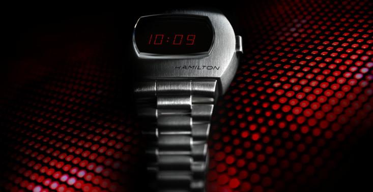 Powraca pierwszy na świecie elektryczny zegarek – Hamilton PSR<