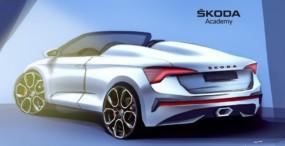 Studenci zaprezentowali nietypowy projekt zmodyfikowanej Škody Scala – prototyp auta ma powstać jeszcze w tym roku