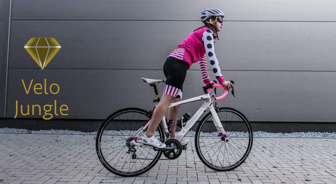 Velo Jungle - polska marka, która dba o komfort i styl miłośniczek jazdy na rowerze