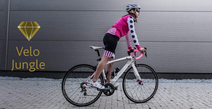 Velo Jungle - polska marka, która dba o komfort i styl miłośniczek jazdy na rowerze<