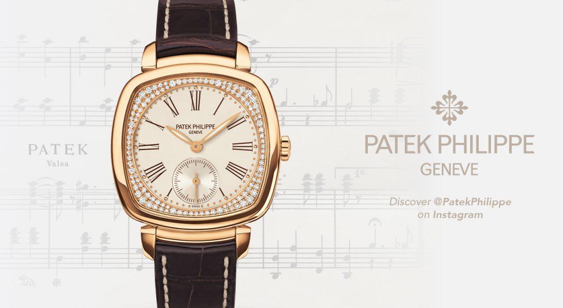 Marka Patek Philippe rozpoczęła sprzedaż zegarków w internecie