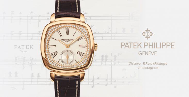 Marka Patek Philippe rozpoczęła sprzedaż zegarków w internecie<