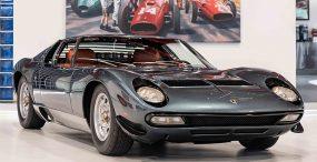 Na aukcję trafił kolekcjonerski Lamborghini Miura od saudyjskiej rodziny królewskiej – kosztuje prawie 13 mln złotych