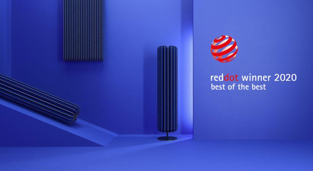 Polscy projektanci zdobyli nagrodę Red Dot, czyli Oscara w dziedzinie designu